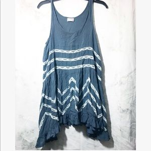 Free People • Intimately blue dress